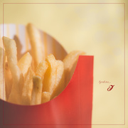 6th Mar 2020 - French Fries for F