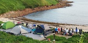 29th Feb 2020 - Glamping at Broughton Island