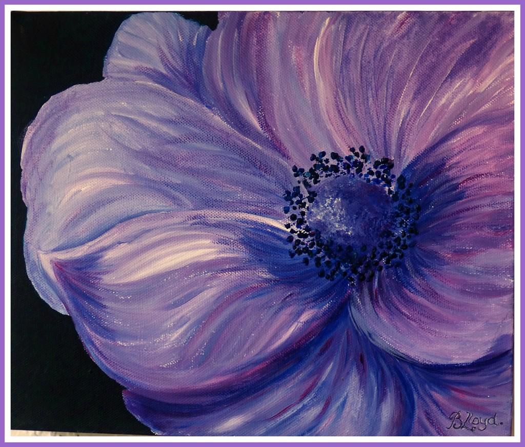 Anemone  by beryl