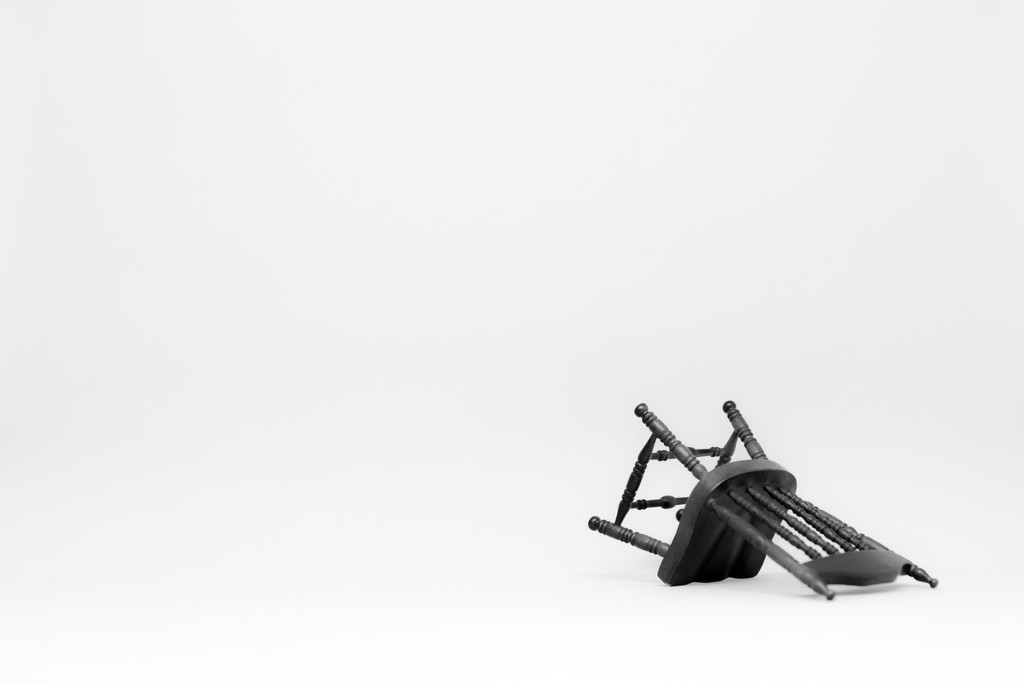 chair down by northy