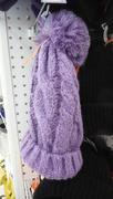 7th Mar 2020 - Purple Hat