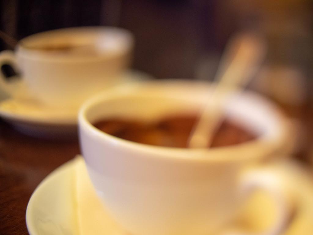 Hot chocolate by haskar