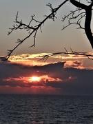 6th Mar 2020 - Cloudy Sunset