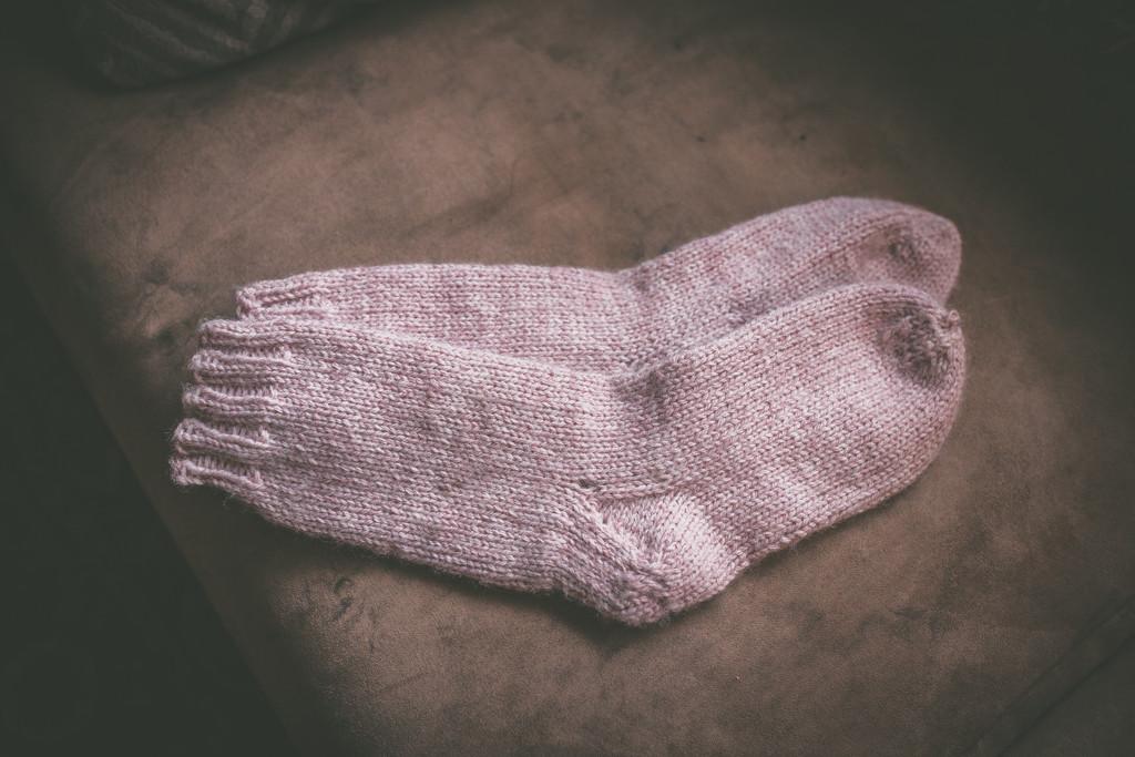 I made socks! by mamazuzi