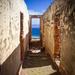 Ruins Maria Island Tasmania