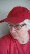 9th Mar 2020 - Red Selfie
