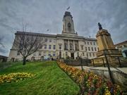 9th Mar 2020 - Barnsley town hall