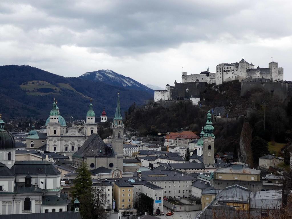 Old Salzburg by cmp