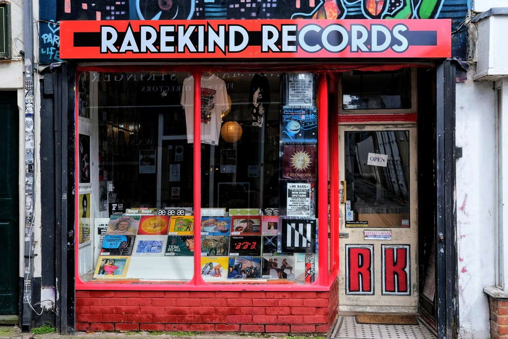Red Records by 4rky