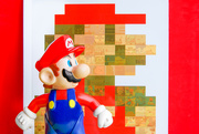 10th Mar 2020 - (Day 26) - Super Mario Then & Now