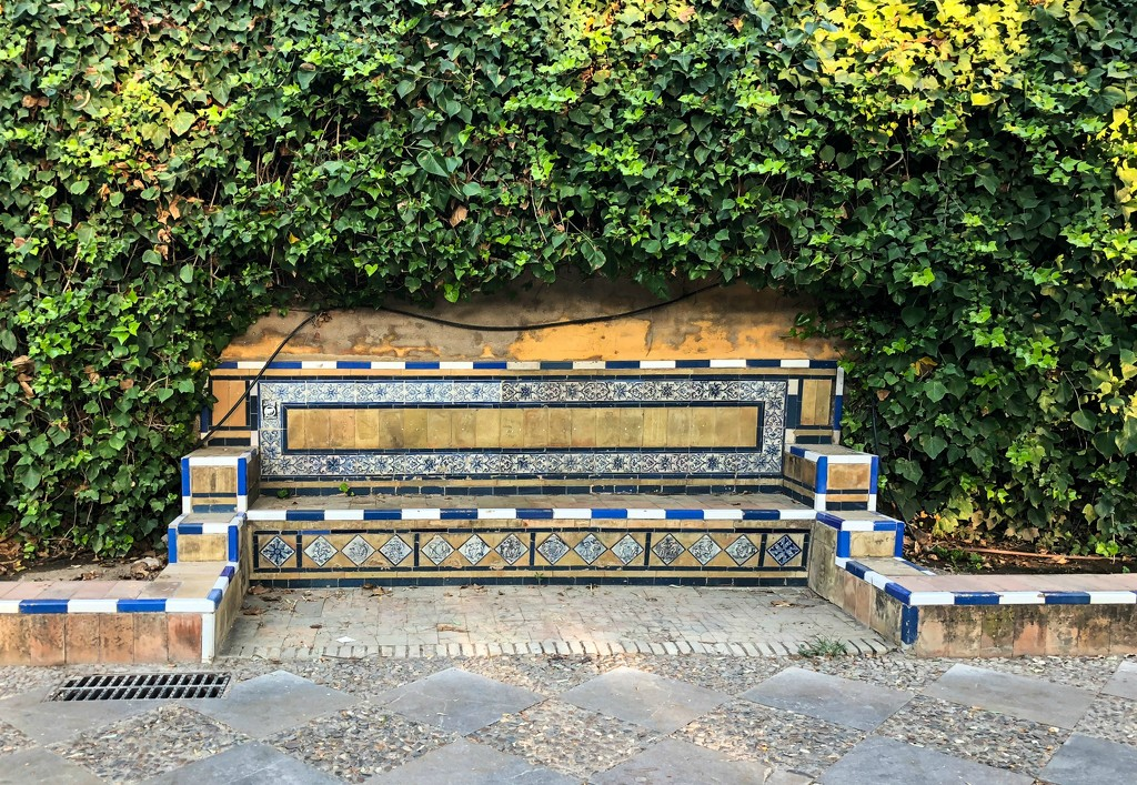Seville Parque  by brigette