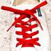 Shoe lace shot