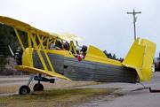 11th Mar 2020 - Yellow Biplane