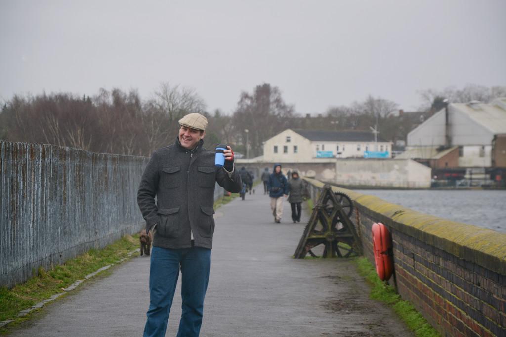 68-365 Sunday Stroll with Stuart by gailmmeek