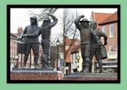 10th Mar 2020 - Civil War Statue