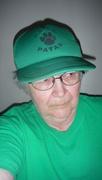 12th Mar 2020 - Green Selfie