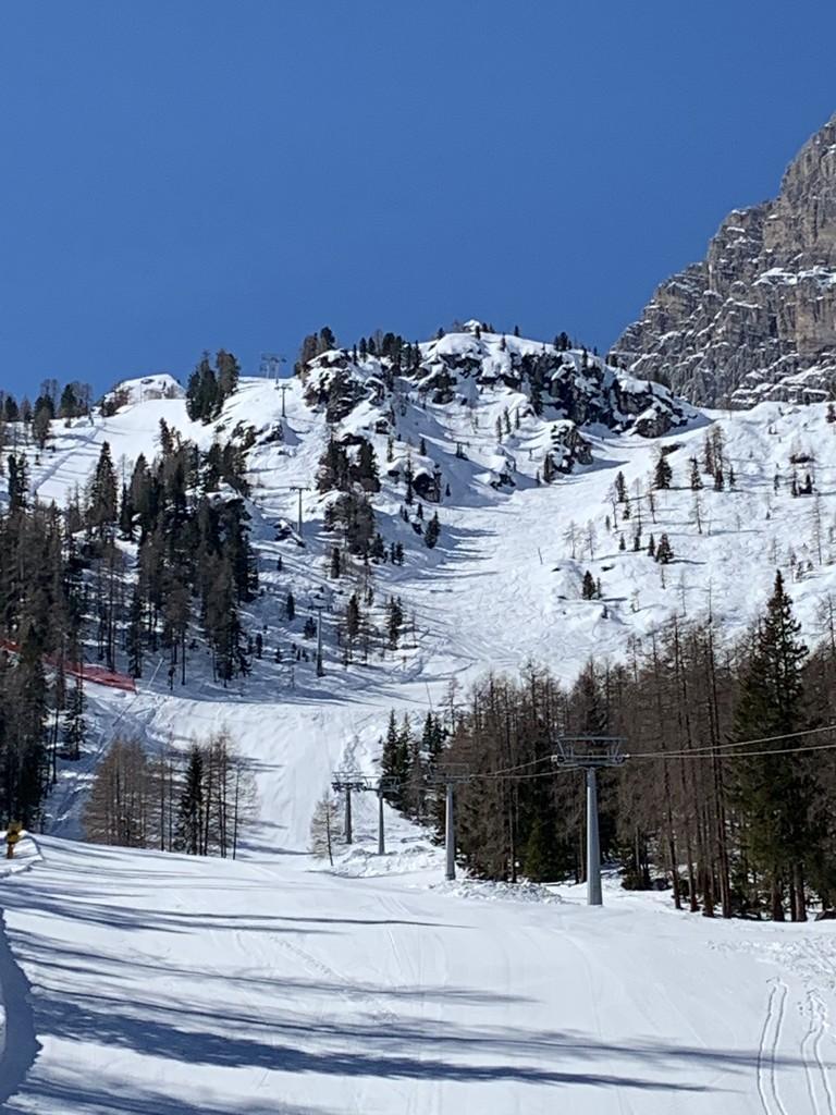 Empty slopes by caterina