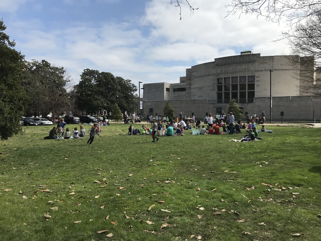 Picnic at VMHC by allie912