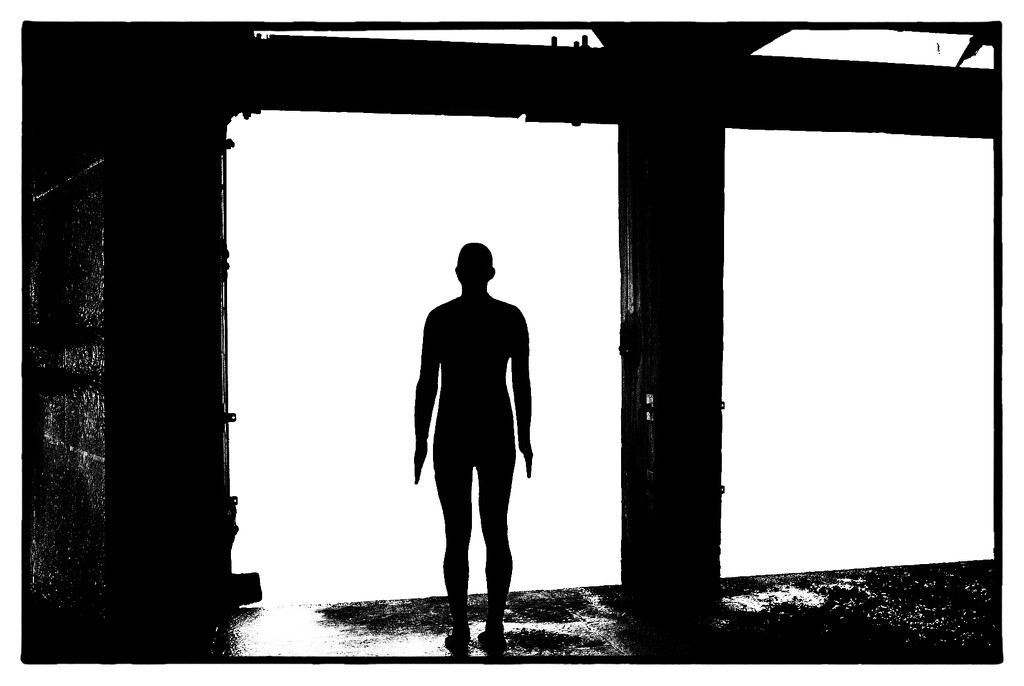 Anthony Gormley by seanoneill