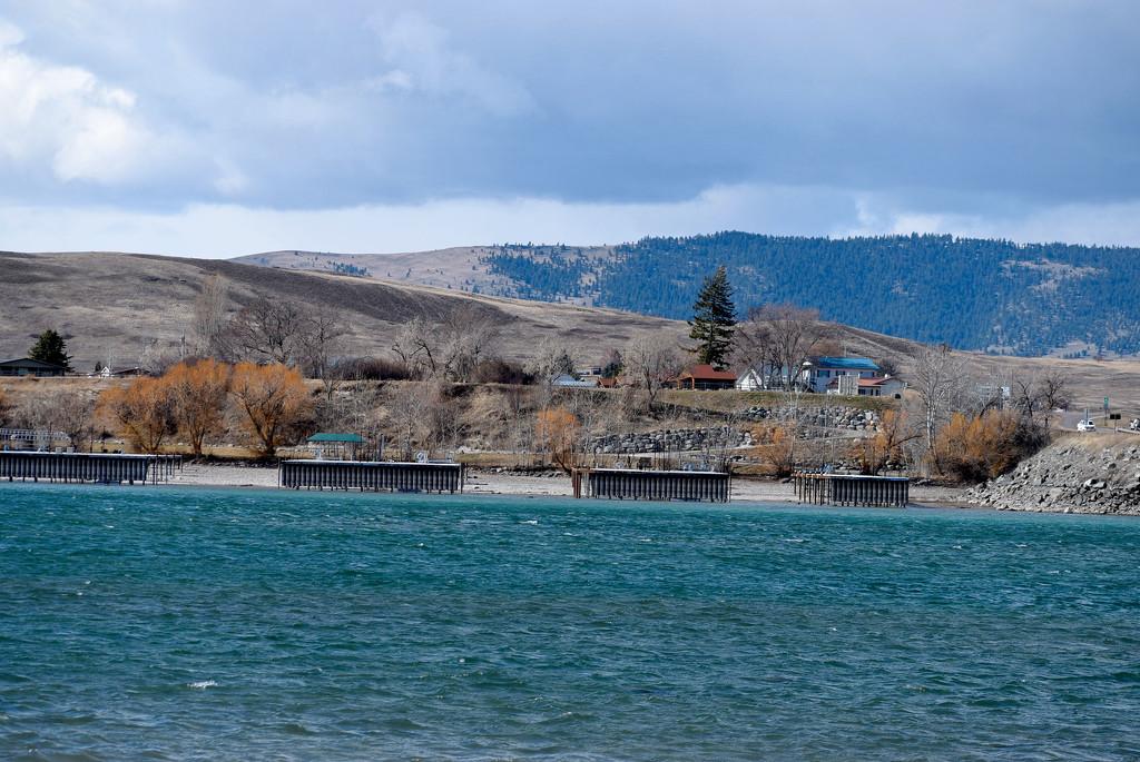 Flathead Lake Scenery - Polson, Montana by bjywamer