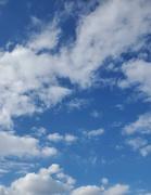 13th Mar 2020 - Blue sky for rainbow2020