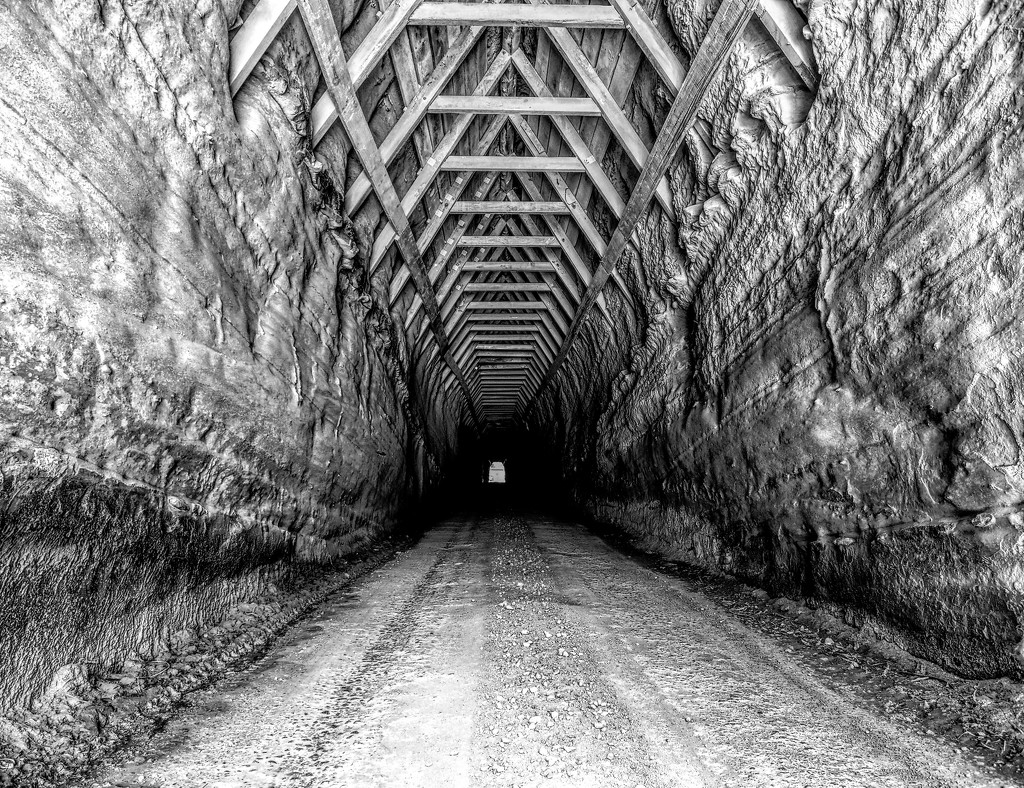 tunnel (1) by graemestevens