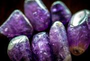 14th Mar 2020 - My Nana's purple stones