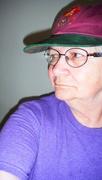 14th Mar 2020 - Purple (ish) Selfie