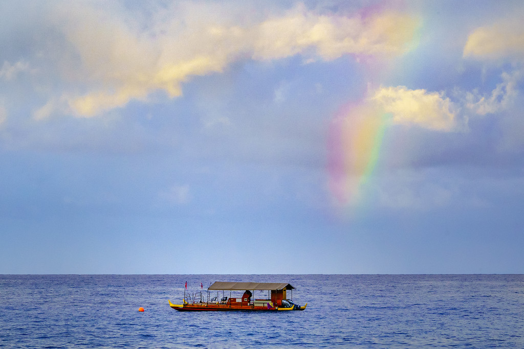 Setting Sail for the Pot of Gold by jgpittenger