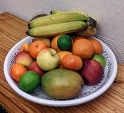 14th Mar 2020 - Fruit bowl