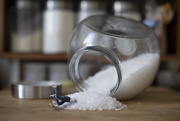 15th Mar 2020 - Spilling salt