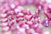 15th Mar 2020 - Pink Heart Beads