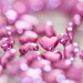 Pink Heart Beads by kwind