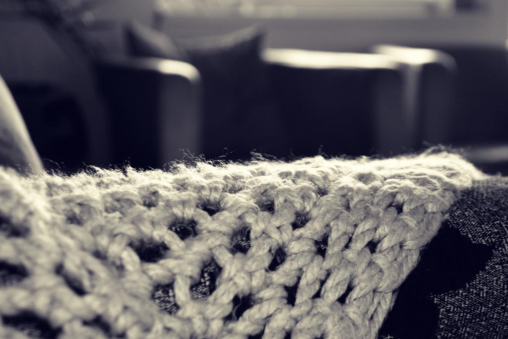 70-365 My Crocheted Blanket by gailmmeek