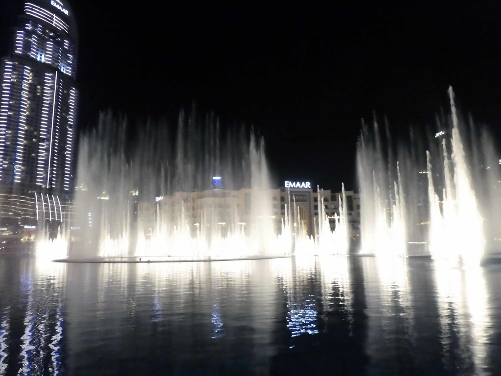 Dubai Fountains by cmp