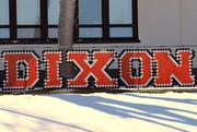 17th Mar 2020 - Dixon School Sign