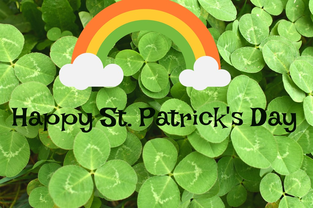 Happy St. Patrick's Day! by homeschoolmom
