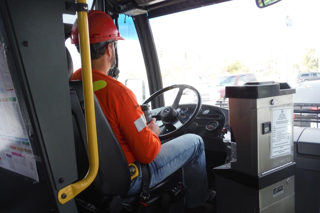 Transit Driver Appreciation Day by spanishliz