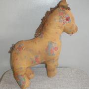 18th Mar 2020 - Yellowy the Horse