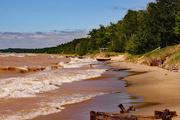 18th Mar 2020 - East shore of Lake Michigan