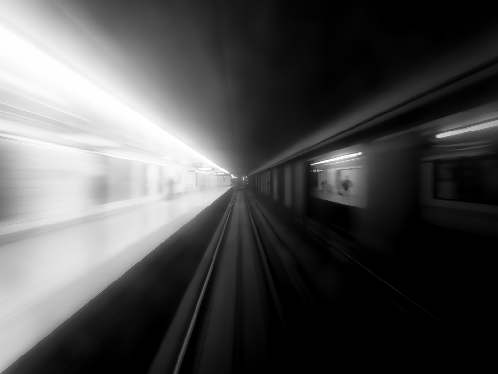 it's all a blur... by northy