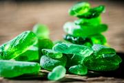 19th Mar 2020 - Green Beach Glass