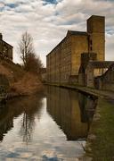 19th Mar 2020 - Sowerby Bridge canalside