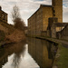 Sowerby Bridge canalside by peadar
