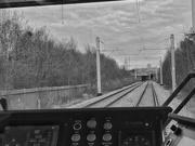 19th Mar 2020 - A bleak trainline