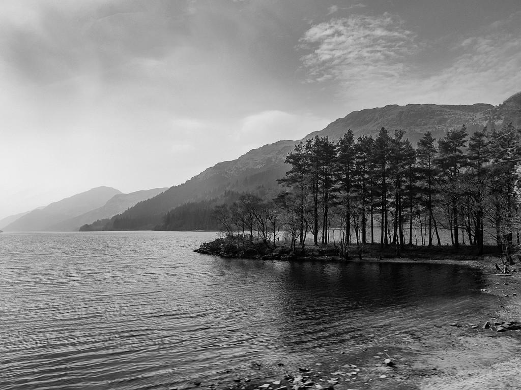 Loch Eck by gamelee