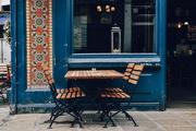 20th Mar 2020 - Blue cafe
