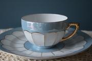 20th Mar 2020 - Blue teacup