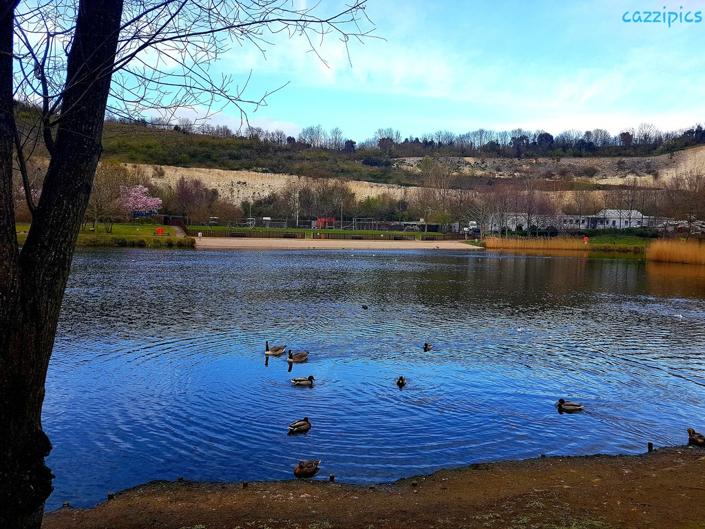 Bluewater Lakes by serendypyty