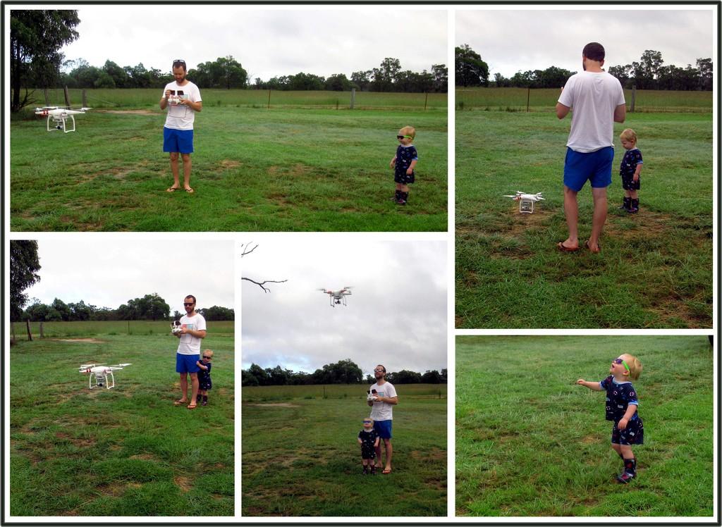 Little boys like big boy's toys... by robz